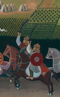 The First Siege of Vienna detail 2