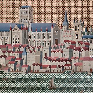 London in 1511 detail2